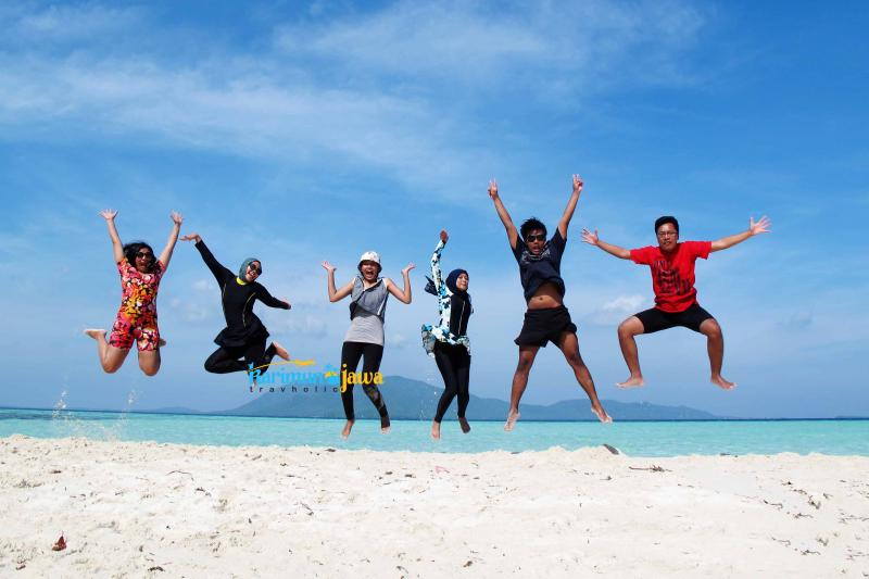 Holiday in Karimunjawa